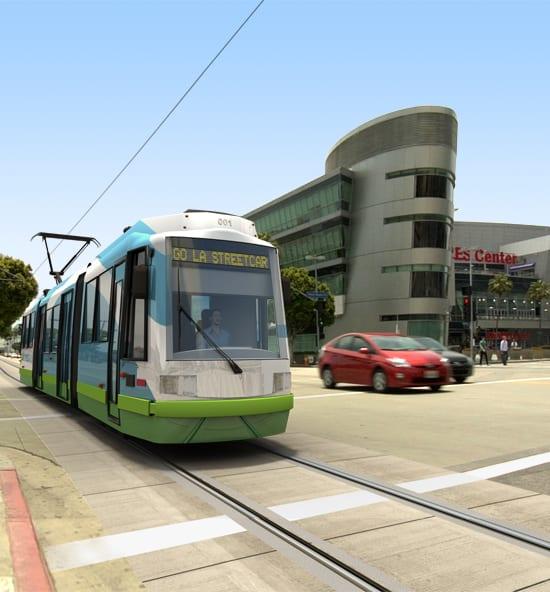 L.A. Streetcar Staples