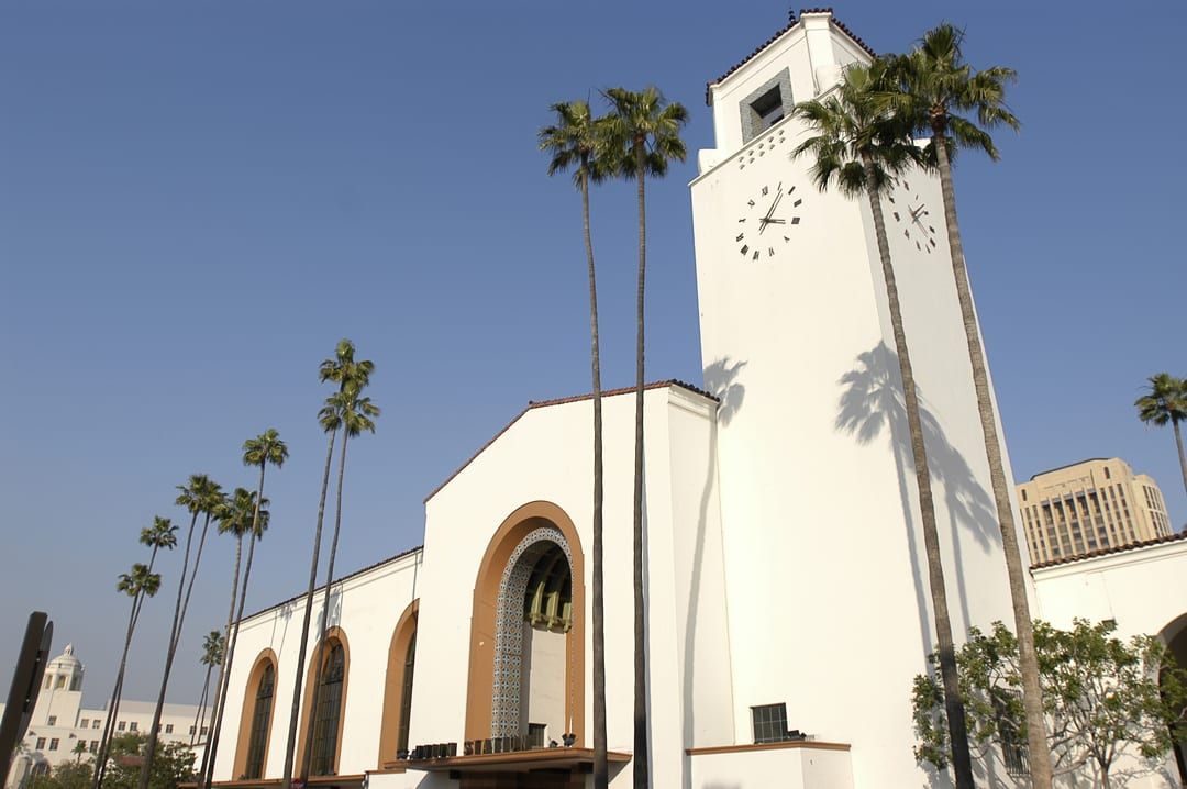 The iconic Union Station is a nationally registered historic landmark.