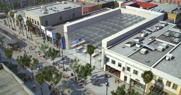 New Apple Store Third Street Promenade