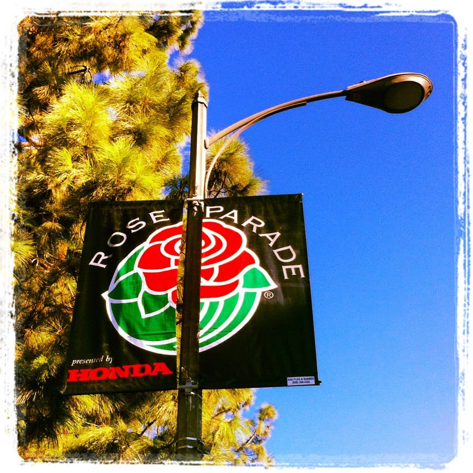 Photo from Tournament of Roses Official Facebook