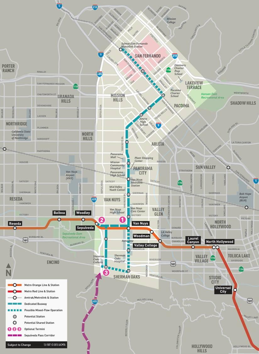 BRT Alignment
