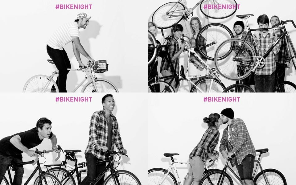 Don't miss Bike Night! Photo from Hammer Museum Official Facebook.