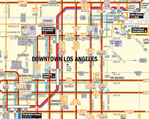 DowntownLAwithText