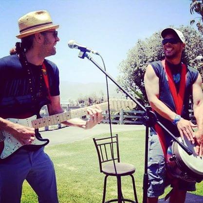 Rhythm Child jams at lasts year's Make Music Los Angeles. Photo: Make Music LA Official Facebook