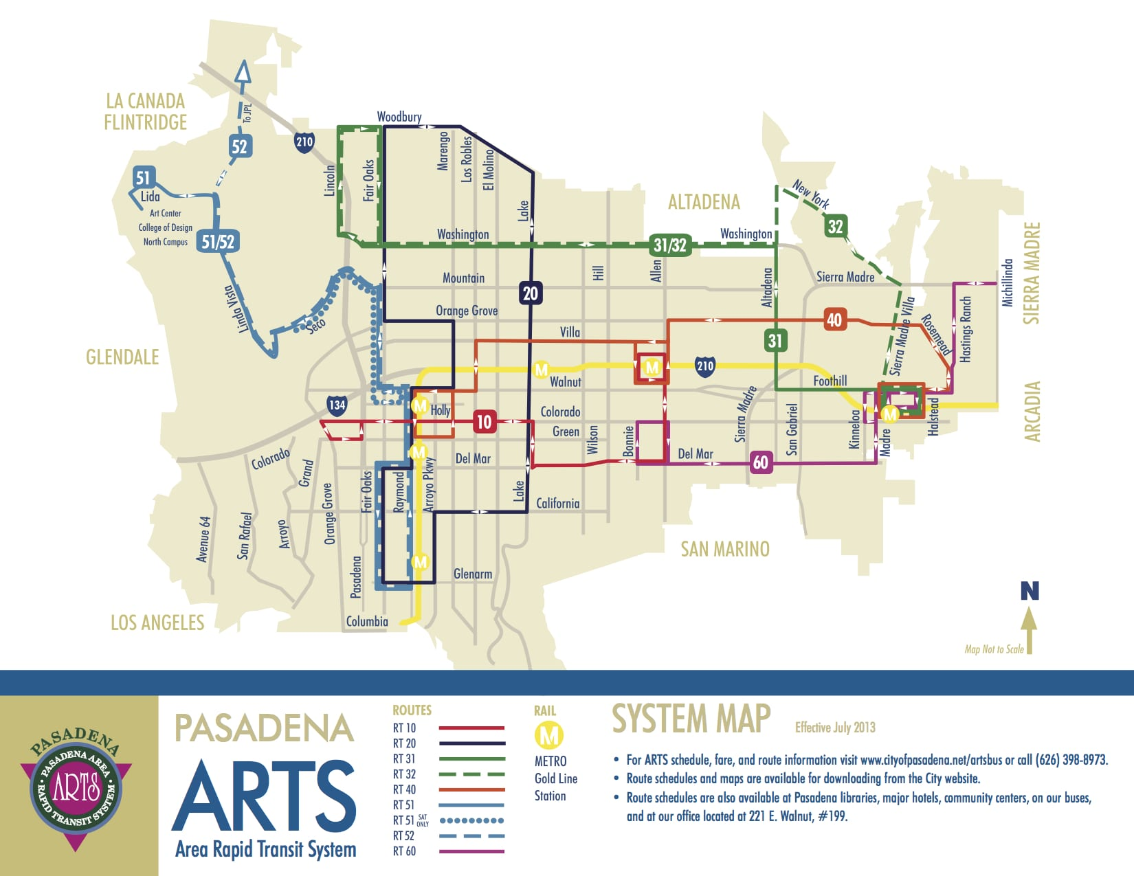 System Map Print_Layout2013