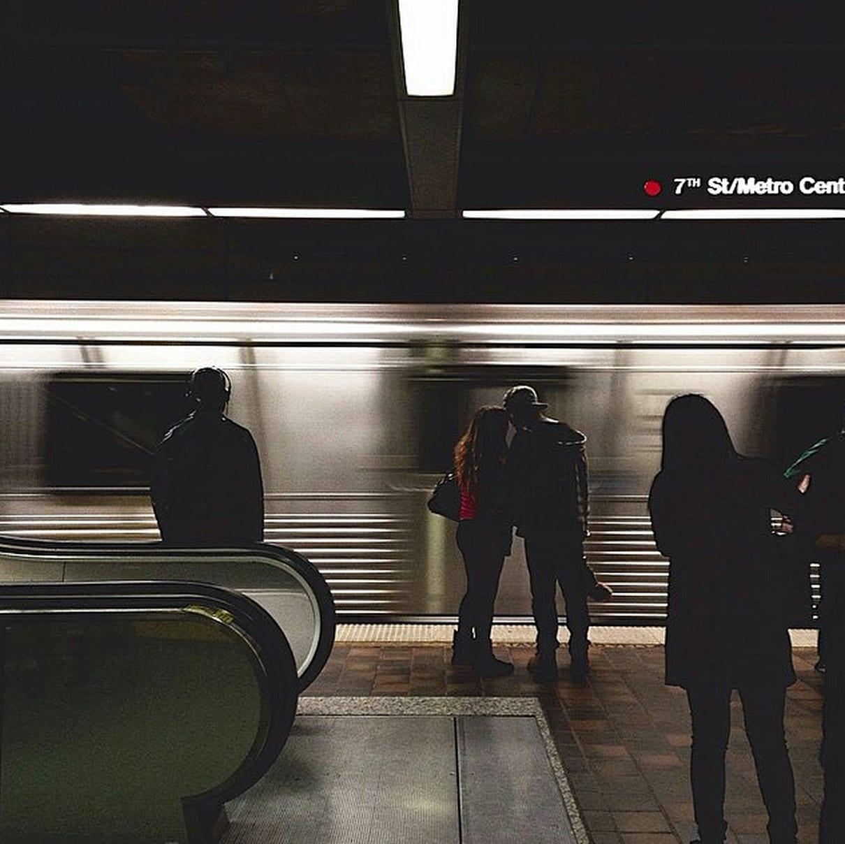 7th Street / Metro Center Station. Photo by @ilegend_photo via Instagram.
