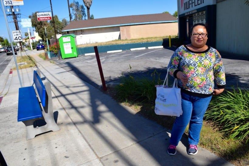 Selene Ramirez. Photo by Zocalo Public Square.