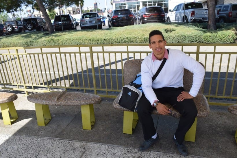 Stan Griffin. Photo by Zocalo Public Square.