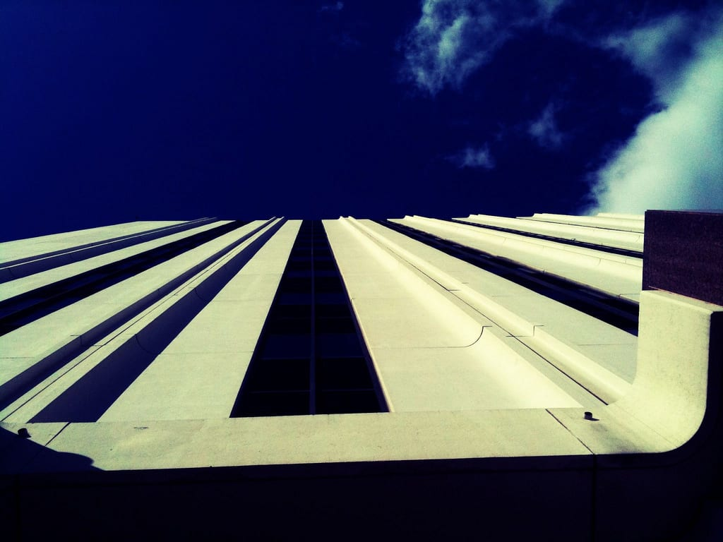 The Compton Courthouse. Photo by Jessica, via Flickr creative commons.