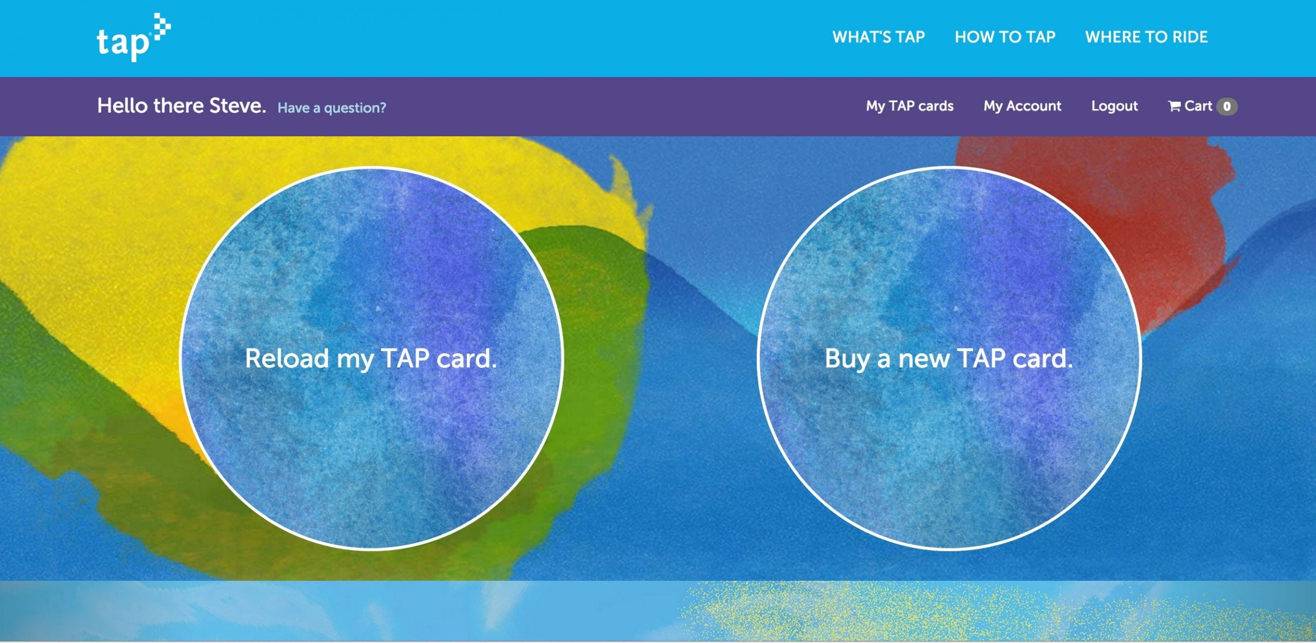 tapwebsite