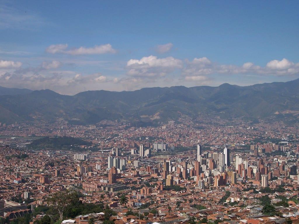 Medellin. Photo by Jose Duque, via Flickr creative commons.