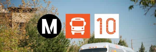 Metro Orange Line 10th Anniversary