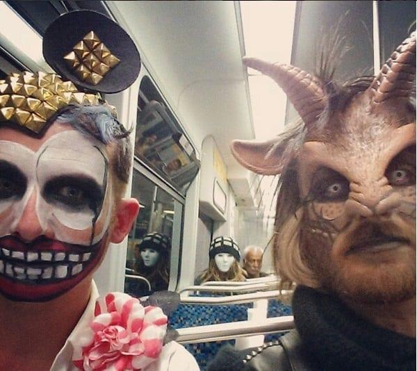 Metro Halloween 2015