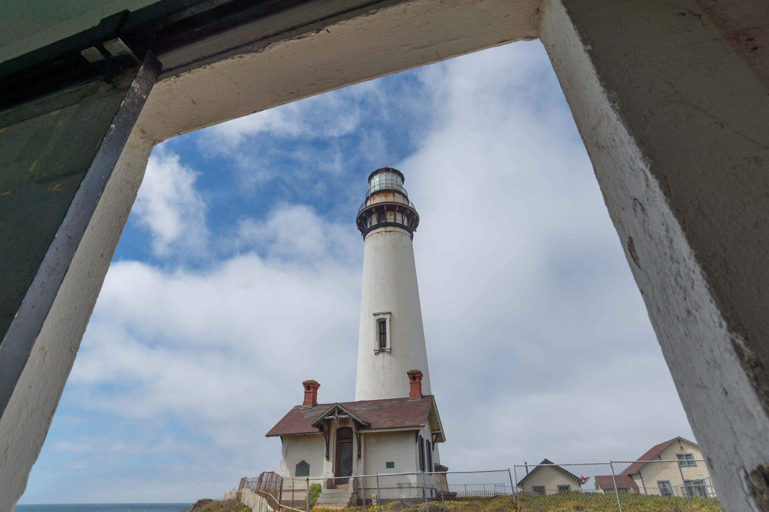 Good ol' Pigeon Point light house south of the Bay Area. Photo by Steve Hymon.
