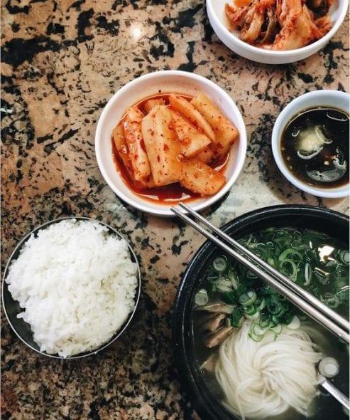 yummy goodness via koreatown instagram