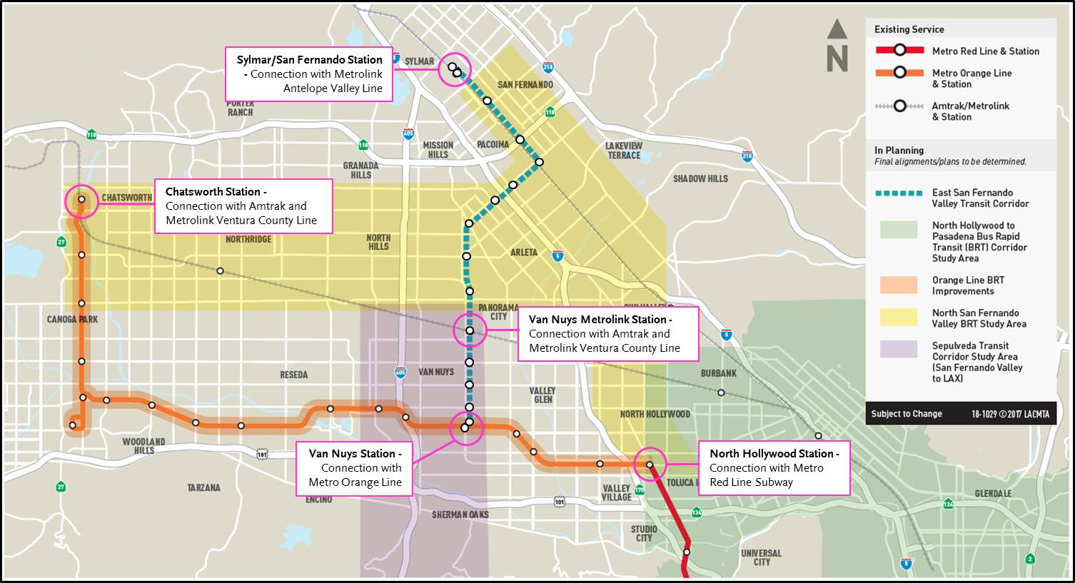 Lafc Subway Map.The Metro 2018 Year In Review Blog Post The Source